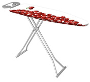 Uniware High Quality Turkey Ironing Board With Iron Rest, Large