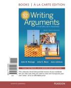 Writing Arguments, Brief Edition, Books a la Carte Edition, MLA Update Edition