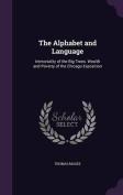 The Alphabet and Language