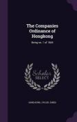 The Companies Ordinance of Hongkong
