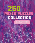 250 Mixed Puzzles Collection