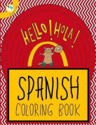 Spanish Coloring Books for Kids