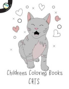 Childrens Coloring Books: Cats
