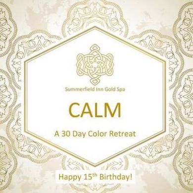 Happy 15th Birthday Calm a 30 Day Color Retreat: 15th Birthday Gifts for Girls in Al; 15th Birthday Gifts for Her in Al; 15th Birthday Gifts in Al 15th Birthday Gift in Al; 15th Birthday Party Supplies in Al; 15th Birthday Decorations in Al; 15th Birthday