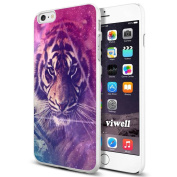 iPhone 6s Case Viwell iPhone 6/6s (12cm ) Case, 2015 Unique Design fashionable Protective Cover Tiger Head