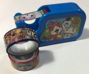 YoKai Watch Tape and Dispenser Set Spectre Watch Japanese Animation
