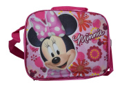 Minnie Mouse Zippered and Insulated Lunch Box With Strap