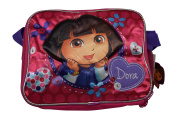 Dora The Explorer Zippered and Insulated Lunch Box With Strap