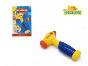 Play & Learn Toy Hammer for Toddlers - Motion Sound Effects Hammer