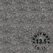 Polymat Audio 0.9m * 140cm Wide Grey Charcoal Sub Car Woofer Speaker Box, DJ Enclosure Latex Backed Carpet and Trunk Liner