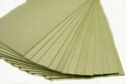 0.3cm x 30cm x 60cm Baltic Birch Plywood NEW B/BB No Plugs 1 Face. Great For Laser, CNC, and Scroll Saw. 20pc