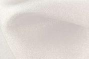 100 Yard Roll of 150cm Wide Crystal Organza Sheer Fabric - Ivory
