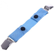 KLOUD City® Kids Children Toddler Adjustable Waist Belt Strap with Snap and Removable Clips