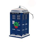 Doctor Who TARDIS Police Box Christmas Tree Ornament - 10cm x 5.1cm