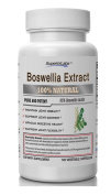 #1 Boswellia Extract by Superior Labs - Non Synthetic! - 65% Boswellic Acids. 600mg, 120 Vegetable Caps - Made in USA.