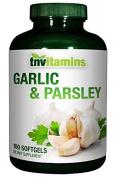 Garlic and Parsley Softgels 100 Softgels.