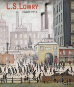 L.S. Lowry desk diary 2017