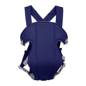 Esen-fa 3 IN 1 Multi- functional Back Front Baby Sling/ Carrier Hipseat Seat Carrier Mother Sling Strap Soft Free Your Hands Baby Support Max load:15-20KG (choice of colours)