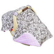 Mother's Lounge 5 Piece Carseat Canopy Whole Caboodle, Belle