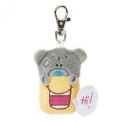 Me to You Tatty Teddy Novelty Smiley Hi Clip Bag Charm Gift