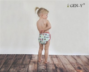 GEN-Y Classic Nappy Wrap - Into The Woods