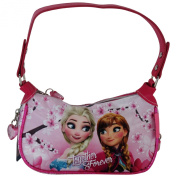 Disney Frozen Blossom Bag Handbag Clutch Baguette Pochette Fancy
