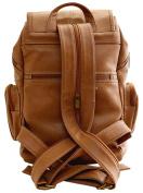 Coofit Women's Leather Backpack Purse Shoulders Bag Travel Bag Daypack