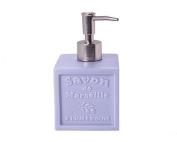 MAISON DE SAVON - Liquid Soap Dispender Cube Marseille, Lavender