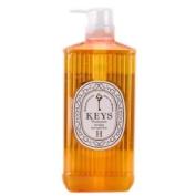 Molto Bene Keys Shampoo H for Heat Damaged Hair 700ml/ Pump Size by MoltoBene Inc.
