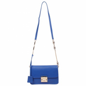 RI2K Kingsland blue Leather slingbag For Girls