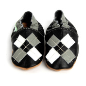 Baby Shoes Baby Shoes Gentleman Size S - Black 16/17