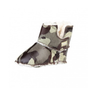 Segue Winter Baby Boots Moon Boots Camouflage Gift Box Size M/L