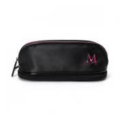 Zarapack Double Layer Women Travel Helper Cosmetic Makeup Bag Toiletry Bag Eyewear Bag