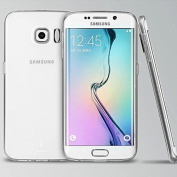 Edge Ultra Clear Ultra Resistant and Flexible TPU Cover for for for for for for for for for for for Samsung Galaxy S6