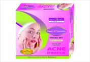Panchvati Herbals Neem and Turmeric Facial Spa Aroma Therapy Acene Pimple Facial Kit - 52 g