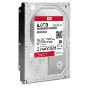 """WD 6TB Red Pro NAS HDD , 3.5"""" SATA3 128M Cache, Designed and tested for RAID environments 8-16 Bay"""