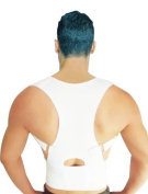 Posture Corrective Therapy Back Brace With Magnets