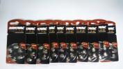 60 x Rayovac Extra Advanced 180 mAh/1.4 V 312 (Marrone) - Tipo Battery Per Apparecchi Acustici - 6 x 60
