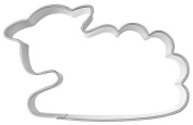 Sheep Lying Down Cookie Cutter 6.5 CM