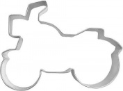 Cookie Cutter Motorcycle 8 CM Stainless Steel