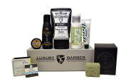 Luxury Barber Men's Grooming Box - One of the Best Gifts for Men