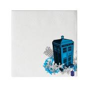 Doctor Who TARDIS Anthony Dry Napkin Set