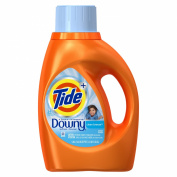Tide Plus A Touch of Downy Clean Breeze Scent Liquid Laundry Detergent 24 Loads 1360ml