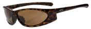 Dual Eyewear FP1 Polarised 2.0 Bifocal Sunglasses, Tortoise Brown