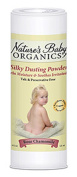 Nature's Baby Organics Silky Dusting Powder, Fragrance Free, 120ml