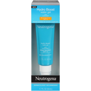 Neutrogena Hydro Boost Water Gel SPF 15, 50ml