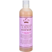 Nubian Heritage Body Wash Patchouli & Buriti -- 380ml