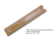 1000 x Baton Bread Bag. Medium Baguette bag. 100+60 x 480 mm