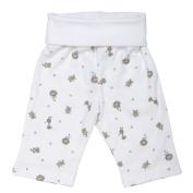 Under the Nile - Rolled Waist Pant - Newborn-3 month - Animal Print