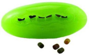 Starmark Treat Dispensing Pickle Pocket for Dogs Multi-Coloured
